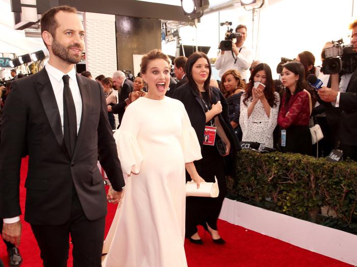 Natalie Portman, Benjamin Millepied Welcome Baby Girl