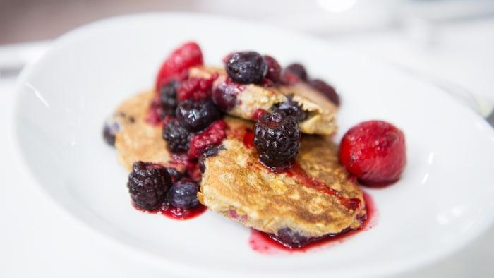 Joy Bauer's Protein Pancakes