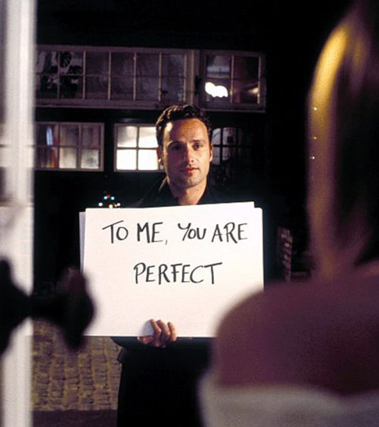 See New Behind-the-Scenes Photos from the 'Love Actually' Sequel
