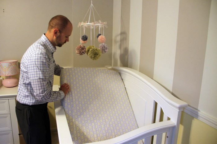 Every eight minutes, a baby is injured using a nursery product