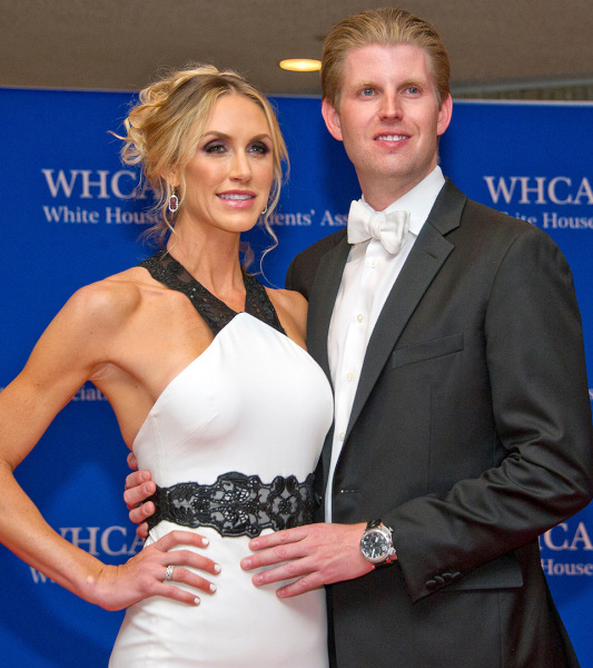 Image result for Eric Trump