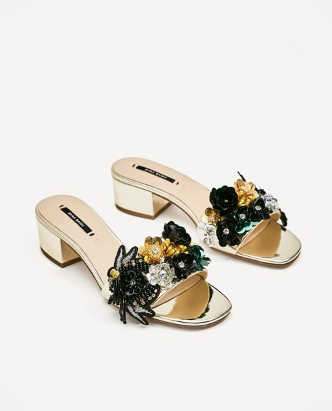 14 Statement Shoes For Spring Sandals Heels Pumps