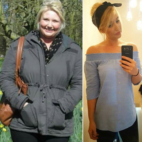 Toning arms and legs after weight loss from February 2007