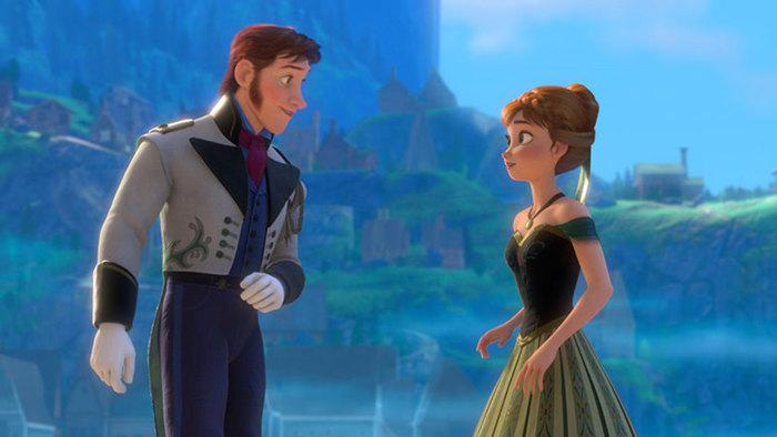 Evil Elsa? 'Frozen' producer reveals film's original ending