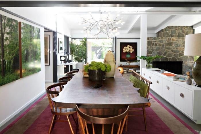Laura Dern Home Tour Architectural Digest Today Com