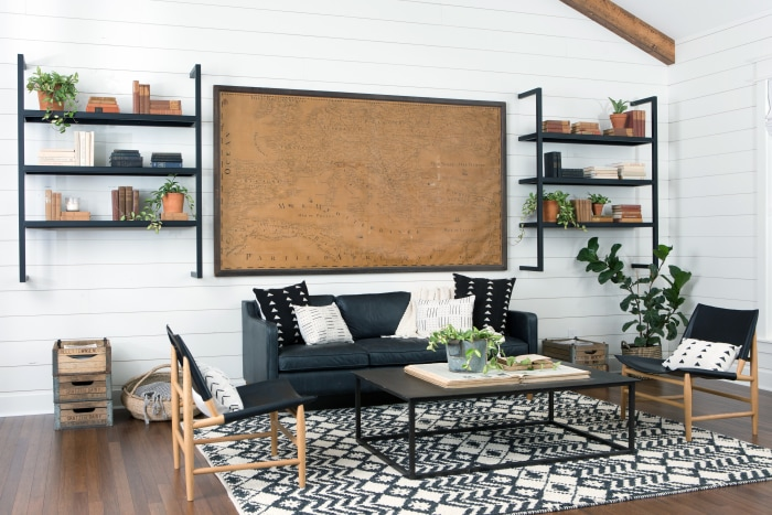Jennifer Boomer Getty Images As Seen On Fixer Upper The Living Room