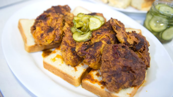 Jeff McInnis - Nashville Hot Fried Chicken