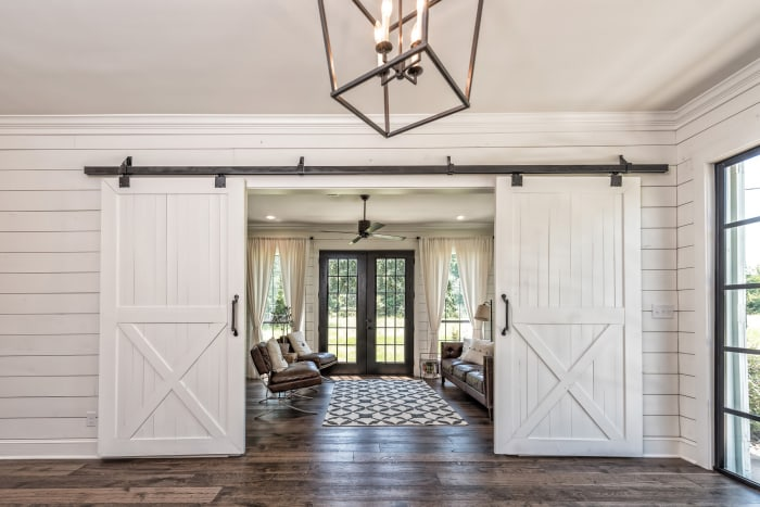The Barndominium From Fixer Upper Just Hit The Market