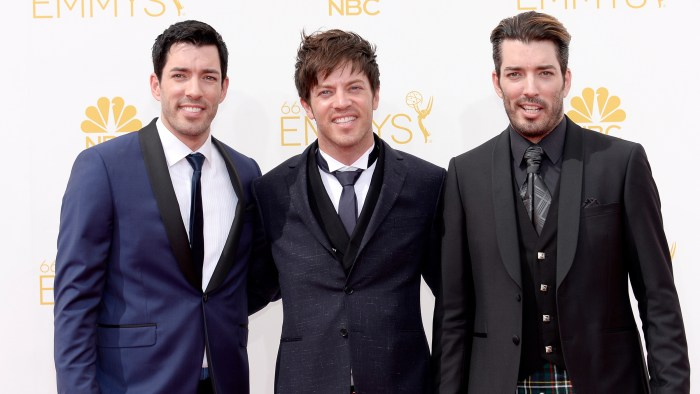 nbc via getty images - How Tall Is Jonathan Scott