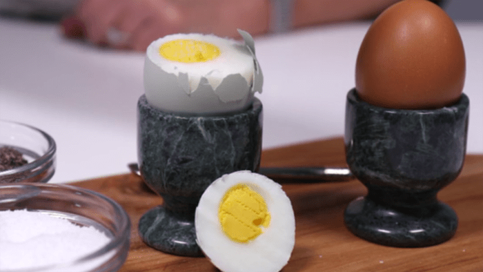 How To Boil Eggs Hard Boiled Egg Recipe Today Com