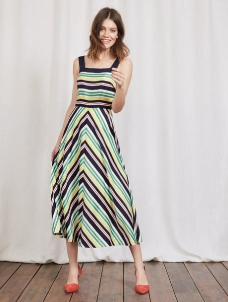How To Wear A Striped Dress Like Jenna Bush Hager Today Com