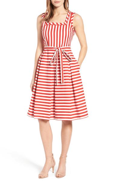 How To Wear A Striped Dress Like Jenna Bush Hager Today Com