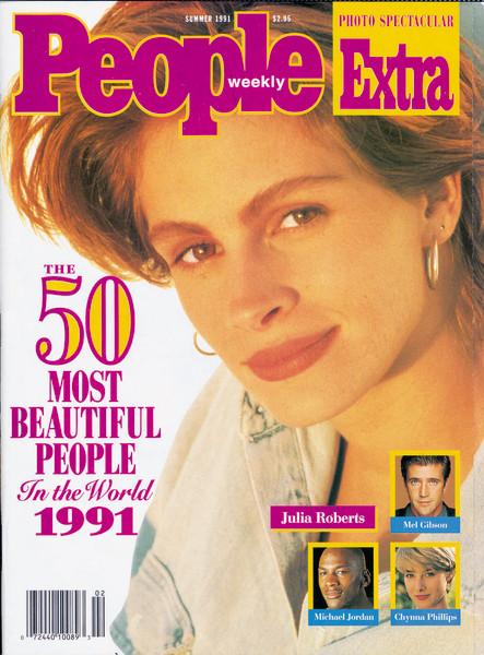 Resultado de imagem para julia roberts people most beautiful woman