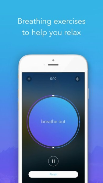Paced Breathing App Iphone