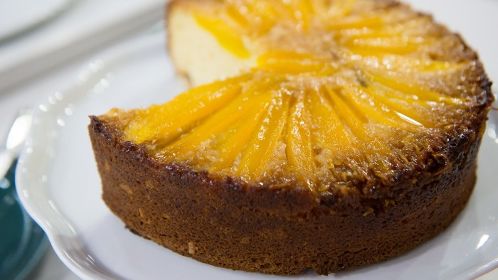 Mango Cake Mexican Made Easy