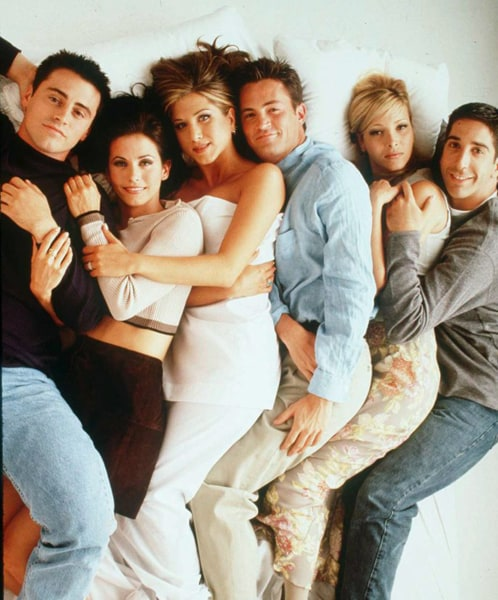 See The Friends Cast In Their Early TV Roles