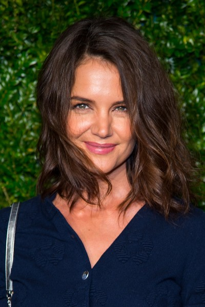 Katie Holmes has a new, short haircut — see the gorgeous ...