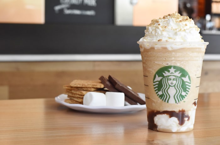 Starbucks' new Midnight Mint Mocha Frappuccino is like a Thin Mint in a cup