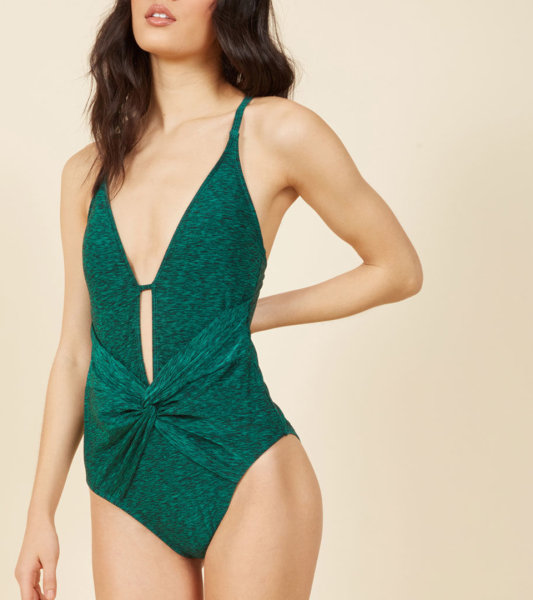 With necklines that plunge further south than spring break, sultry cutouts that leave little to the imagination, and a denim number that looks fit for Paris Hilton circa (if that's your thing.