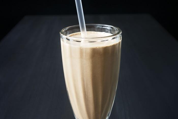 Shake Shack Chocolate Shake