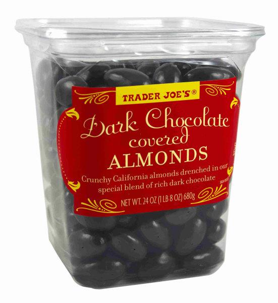 Best Dark Chocolate Covered Almonds