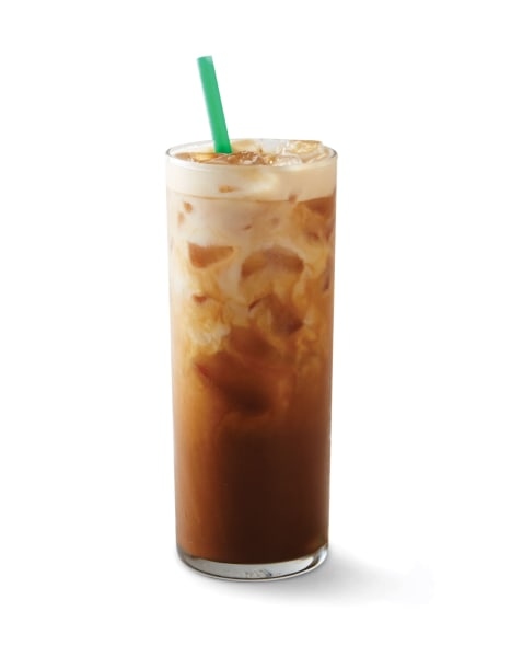 Starbucks Iced Coffee starbucks tests coffee ice cubes to prevent diluted drinks - today