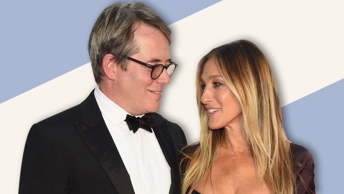Sarah Jessica Parker Reveals The Key To 20-year Marriage