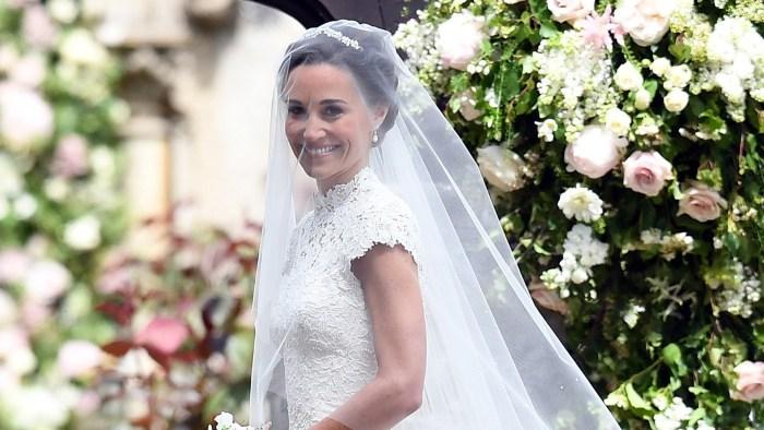 Pippa Middleton wedding: Kate Middleton's sister marries ...