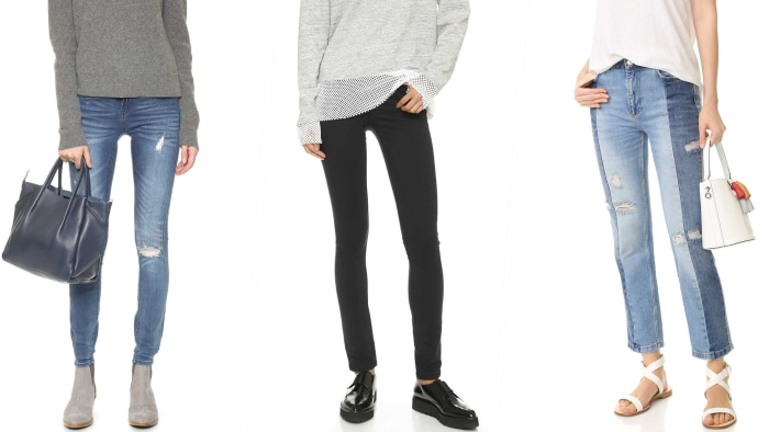 Best places to buy jeans: boyfriend, ripped, skinny, boot leg ...