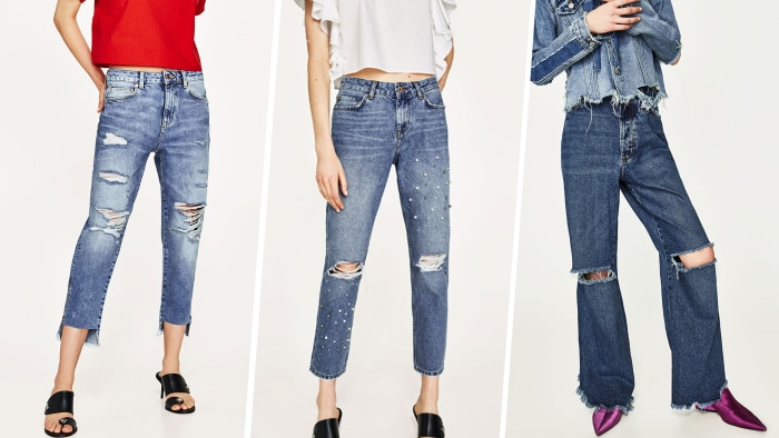 Best places to buy jeans: boyfriend, ripped, skinny, boot ...