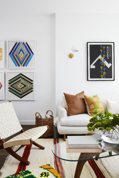 Mindy Kaling New York City apartment — see inside! - TODAY.com