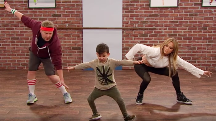 World Of Dance Font: Jennifer Lopez And James Corden Master The Moves Of