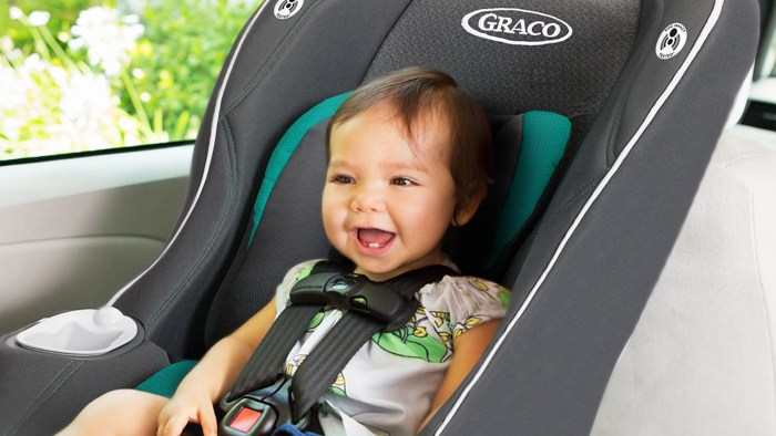 Car seat recall issued for 25,000 Graco car seats - TODAY.com