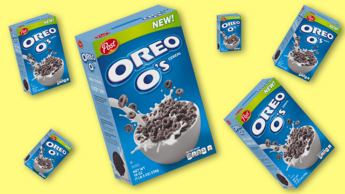 Post bringing back 'Oreo O's' cereal after a decade