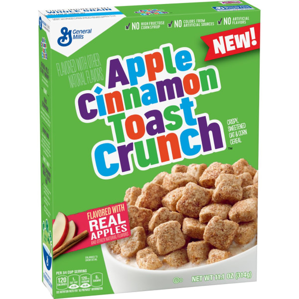 Cinnamon Toast Crunch has 3 new flavors - TODAY.com