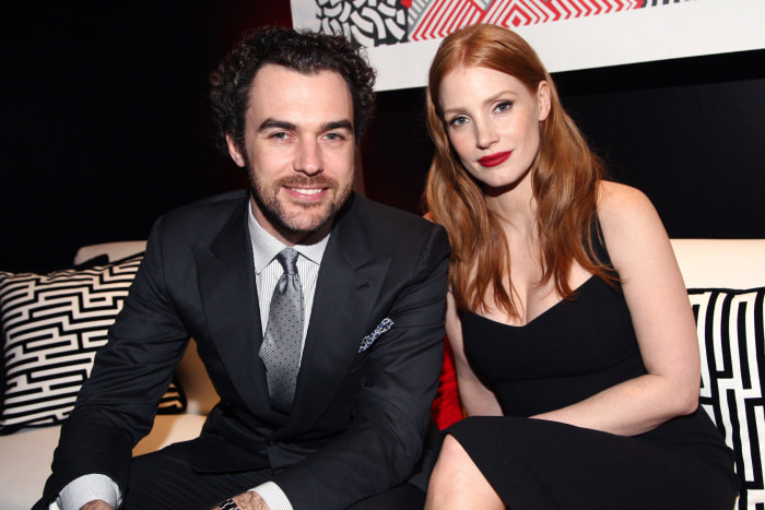 Jessica Chastain's Private Wedding in Italy Was an A-List Gathering