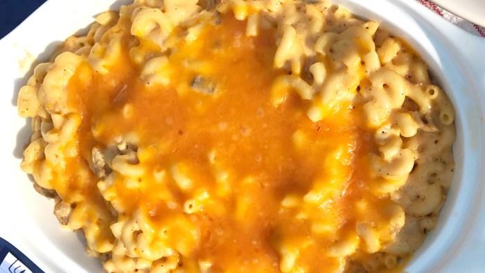 Myron Mixon's Babyback Mac & Cheese