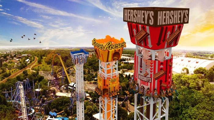 Best Amusement Parks For Families In The US TODAYcom - The 14 best theme parks in the world