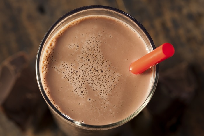 Does chocolate milk come from brown cows? Many Americans think so