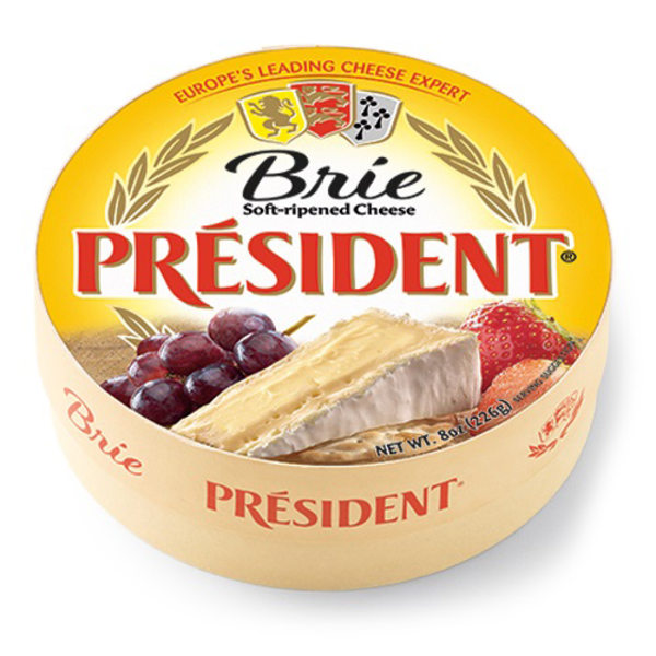 2. Président Brie  sc 1 th 225 & Best grocery store cheeses: Affordable cheddar brie \u0026 more - TODAY.com