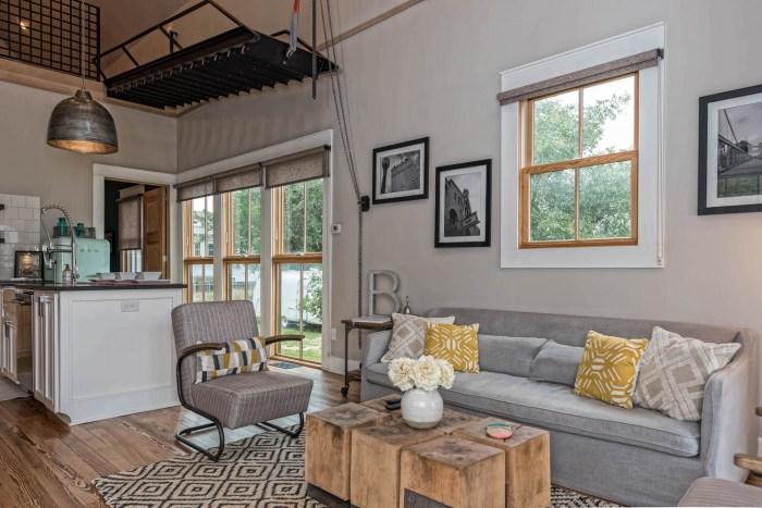 shotgun house interior. Picture  Fixer Upper shotgun house is for sale TODAY com