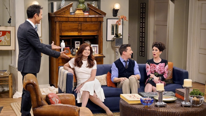 Will & Grace is finally coming to Hulu