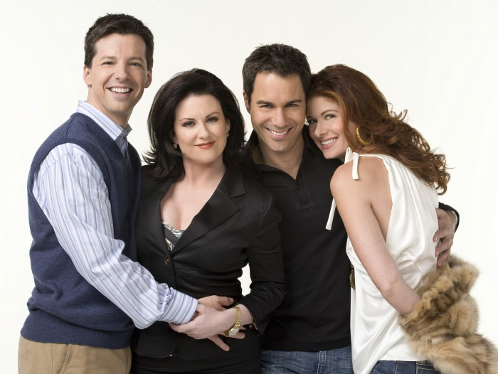 Will & Grace cast celebrate their first day shooting reunion series