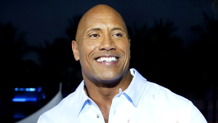 'Run the Rock 2020' forms to draft Dwayne Johnson