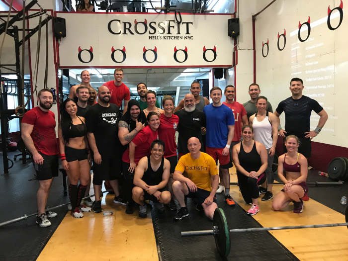 CrossFit: Meet the 78-year-old grandfather who is still crushing ...