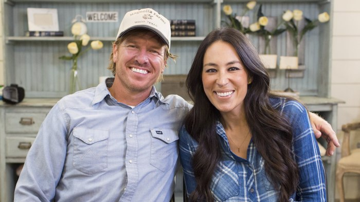 Chip and Joanna Gaines Open Up About Why They're Leaving HGTV