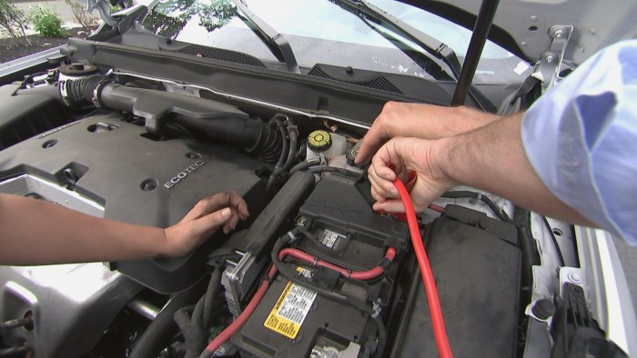 What happens if i hook up jumper cables wrong