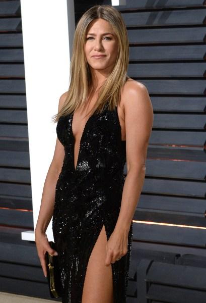 Jennifer Aniston Hair The Shu Uemura Hair Oil She Swears