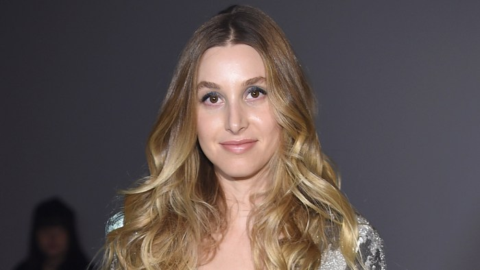 Whitney Port & Hubby Tim Rosenman Welcome Baby Boy Sonny Sanford!