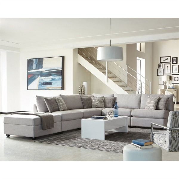 Loweu0027s  sc 1 st  Today Show : drew sectional sofa - Sectionals, Sofas & Couches